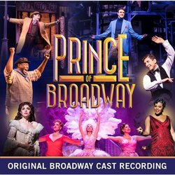 Prince of Broadway Soundtrack (Various Artists) - CD cover
