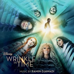 A Wrinkle in Time Soundtrack (Ramin Djawadi) - CD cover
