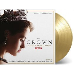 The Crown: Season Two 声带 (Lorne Balfe, Rupert Gregson-Williams) - CD-镶嵌