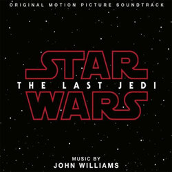 Star Wars: The Last Jedi Soundtrack (John Williams) - CD cover