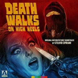 Death Walks On High Heels Soundtrack (Stelvio Cipriani) - CD cover