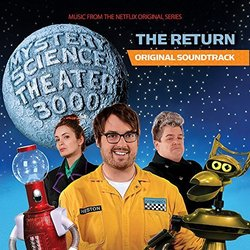 Mystery Science Theater 3000: The Return Bande Originale (Various Artists) - Pochettes de CD