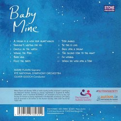 Baby Mine Soundtrack (Various Artists) - CD Back cover