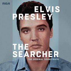 Elvis Presley: The Searcher Soundtrack (Various Artists, Elvis Presley) - CD cover