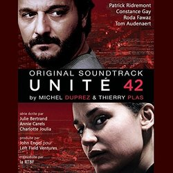 Unite 42 Soundtrack (Michel Duprez, Thierry Plas) - CD cover