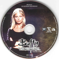 Buffy the Vampire Slayer Collection Soundtrack (Christophe Beck, Carter Burwell, Shawn Clement, Robert Duncan, Sean Murray, Thomas Wander) - CD Achterzijde