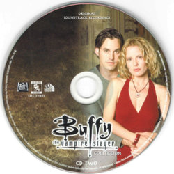 Buffy the Vampire Slayer Collection Soundtrack (Christophe Beck, Carter Burwell, Shawn Clement, Robert Duncan, Sean Murray, Thomas Wander) - cd-inlay