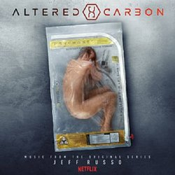 Altered Carbon Soundtrack (Various Artists, Jeff Russo) - Carátula