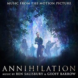 Annihilation Soundtrack (Geoff Barrow, Ben Salisbury) - CD-Cover