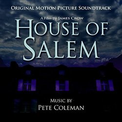 House of Salem Soundtrack (Pete Coleman) - CD cover