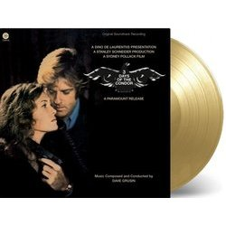 3 Days of the Condor Soundtrack (Dave Grusin) - cd-inlay