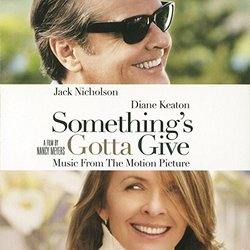 Something's Gotta Give Colonna sonora (Various Artists) - Copertina del CD