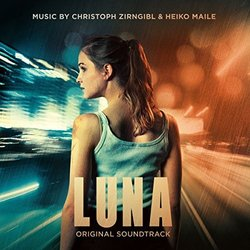 Luna Soundtrack (Christoph Zirngibl & Heiko Maile) - CD cover