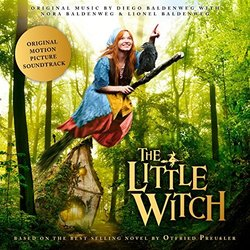 The Little Witch Soundtrack (Diego Baldenweg, Lionel Baldenweg, Nora Baldenweg) - Carátula
