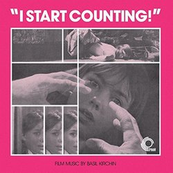 I Start Counting Soundtrack (Basil Kirchin) - CD cover