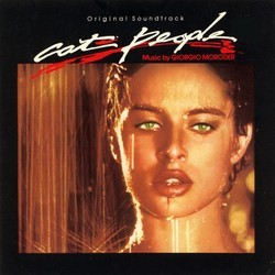 Cat People Soundtrack (Giorgio Moroder) - CD cover