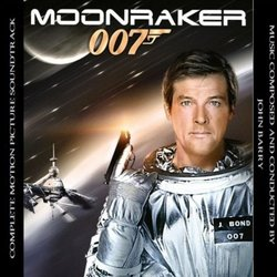 Moonraker 声带 (John Barry) - CD封面