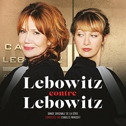 Lebowitz contre Lebowitz Soundtrack (Charles Papasoff) - CD cover