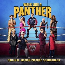 Walk Like a Panther Trilha sonora (Various Artists) - capa de CD