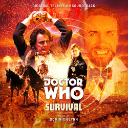 Doctor Who: Survival Soundtrack (Dominic Glynn) - Carátula