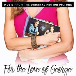 For the Love of George Soundtrack (Various Artists, David Bertok) - CD-Cover