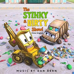 The Stinky & Dirty Show: Song for Sender, The Heart of Go City 声带 (Dan Bern) - CD封面
