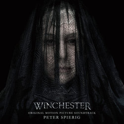 Winchester Soundtrack (Peter Spierig) - CD cover