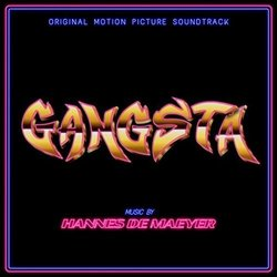 Gangsta Soundtrack (Hannes De Maeyer) - Carátula