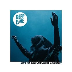 Deep Love: A Ghostly Rock Opera Soundtrack (Ryan Hayes, Ryan Hayes, Garrett Sherwood, Garrett Sherwood) - CD cover