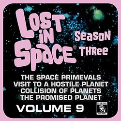 The Space Primevals / Visit to a Hostile Planet / Collision of Planets / And More - Johnny Williams, Fred Steiner, Pete Rugolo, Cyril J. Mockridge, Gerald Fried - 23/03/2018