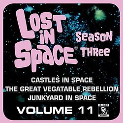 Castles in Space / The Great Vegatable Rebellion / Junkyard in Space - Joseph Mullendore, Gerald Fried, Alexander Courage - 16/03/2018