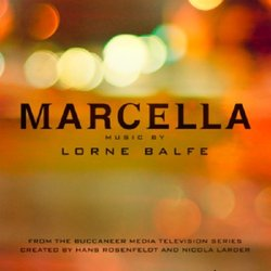 Marcella Soundtrack (Lorne Balfe) - CD cover