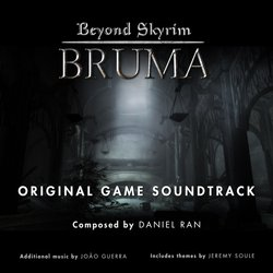 Beyond Skyrim: Bruma Soundtrack (Daniel Ran) - CD cover