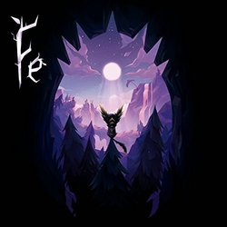 Fe Soundtrack (Joel Bille) - CD cover