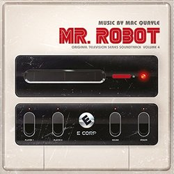 Mr. Robot, Vol. 4 Bande Originale (Mac Quayle) - Pochettes de CD