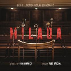 Milada Soundtrack (Ales Brezina) - CD-Cover