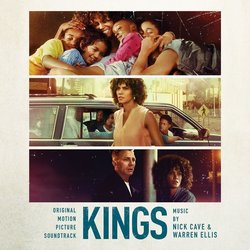 Kings Soundtrack (Nick Cave, Warren Ellis) - Carátula
