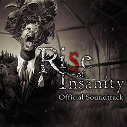 Rise of Insanity Soundtrack (Boutcher ) - CD cover