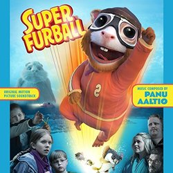 Super Furball Soundtrack (Panu Aaltio) - CD cover