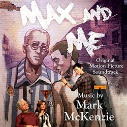 Max & Me Soundtrack (Mark Mckenzie) - CD cover