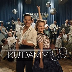 Ku'damm 59 Soundtrack (Various Artists) - CD cover