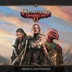 Divinity: Original Sin 2 Soundtrack (Borislav Slavov) - CD cover
