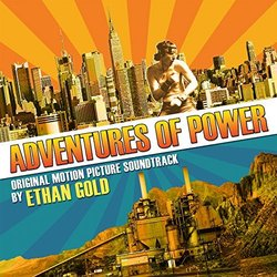 Adventures of Power Soundtrack (Ethan Gold) - CD cover