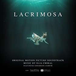 Lacrimosa Soundtrack (Elia Cmiral) - CD cover