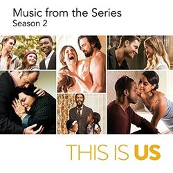 This Is Us: Season 2 Soundtrack (Various Artists, Siddhartha Khosla) - CD cover