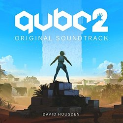 Q.U.B.E. 2 Soundtrack (David Housden) - CD cover