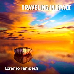 Traveling in space Soundtrack (Lorenzo Tempesti) - CD cover