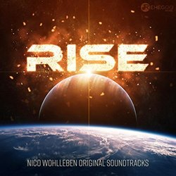 Rise Soundtrack (Nico Wohlleben) - CD cover