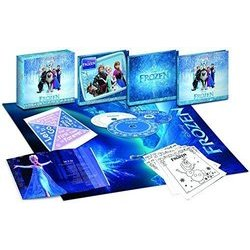 Frozen Special Gift Pack Soundtrack (Kristen Anderson-Lopez, Christophe Beck, Robert Lopez) - CD cover