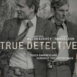 True Detective Soundtrack (Various Artists) - CD cover
